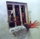 Südafrika: Schwere Jungs, sanfte Hand