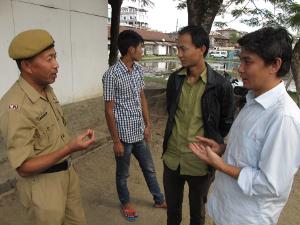 Menschenrechtsanwalt